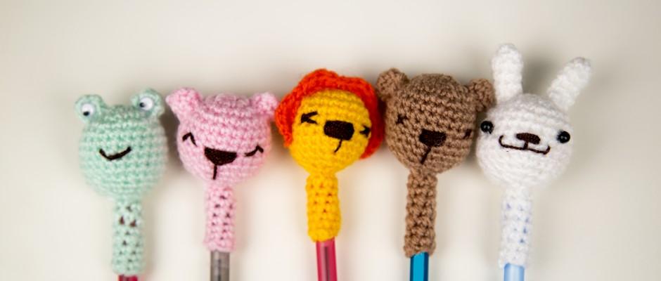Sevimli Hayvanlar Amigurumi Kalem Başlıkları