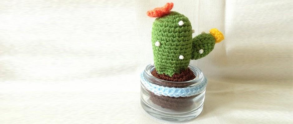 Mini Amigurumi: Kaktüs