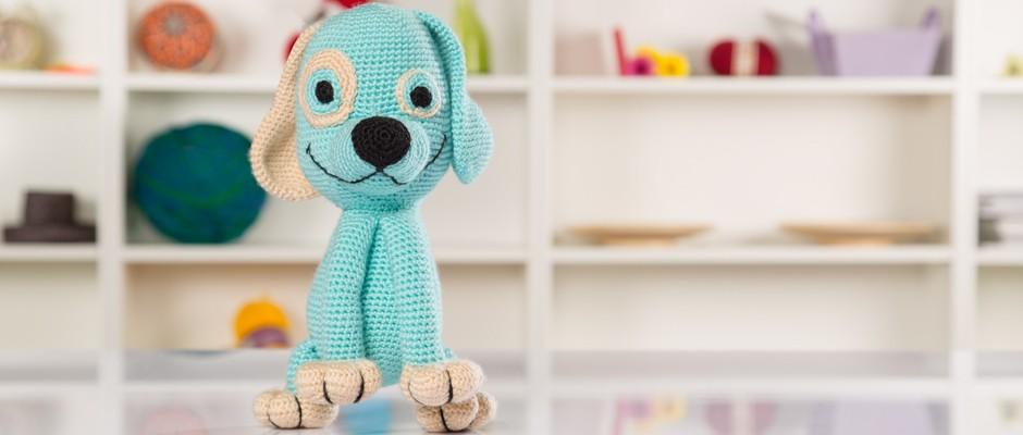 Amigurumi: Gülümseyen Köpek