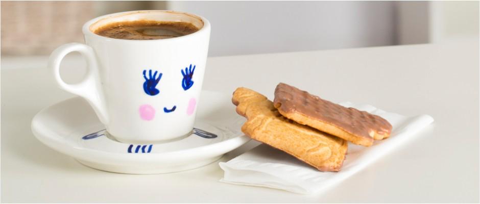 Öğretmenler Günü Özel – Kahve Fincanı Boyama