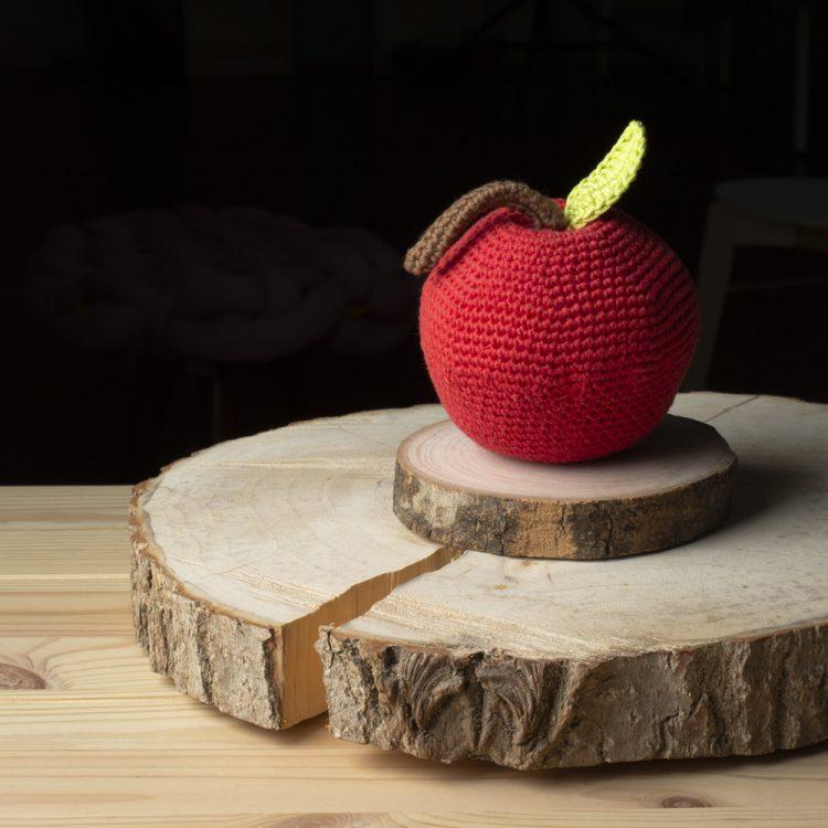 Amigurumi Elma Yapımı