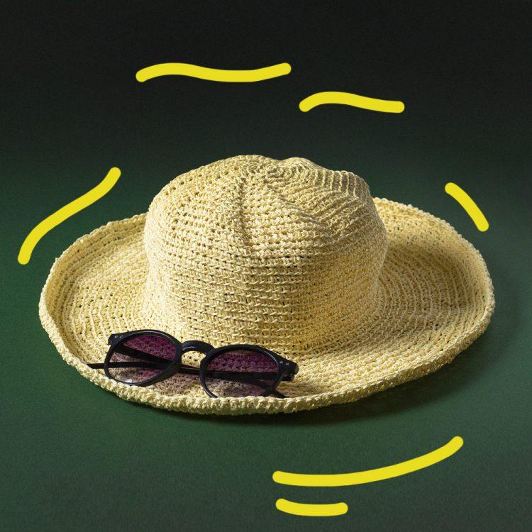 Kağıt İpten Yazlık Şapka Yapımı