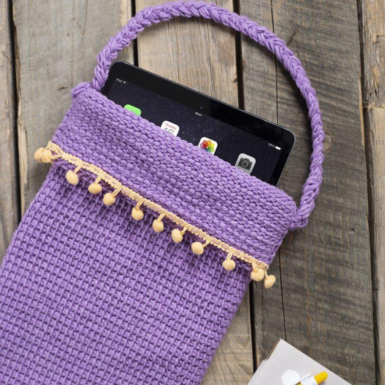 Ponponlu Çanta Yapımı